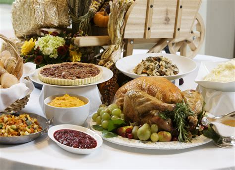what to serve at a dinner thanksgiving dinner in aspen