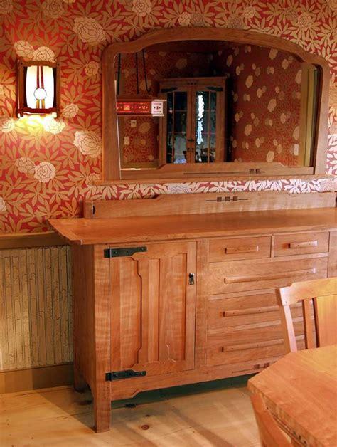 greene greene style sideboard finewoodworking
