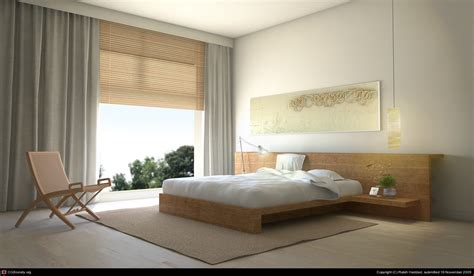 ultra modern zen bedrooms design ideas