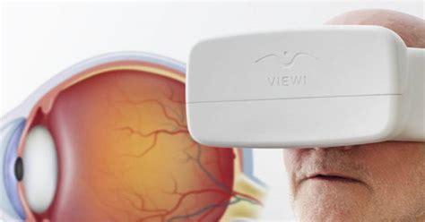 Alat Tes Mata alat vr ini bisa tes kesehatan mata okezone techno