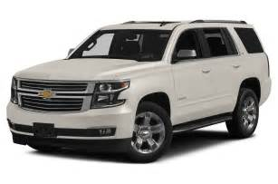 2015 chevrolet tahoe price photos reviews features