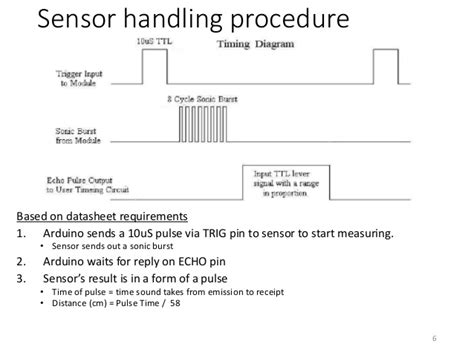 hc sr04 ultrasonic distance sensor datasheet hc sr04 ultrasonic sensor with arduino