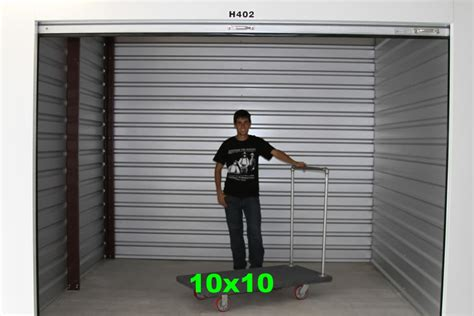 what does 100 square feet look like size estimator ten oaks storage
