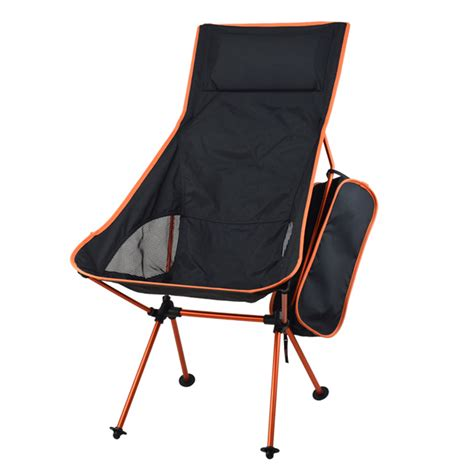 Lightweight Patio Chairs by Lengthen Portable Fishing Chair Seat Lightweight Folding