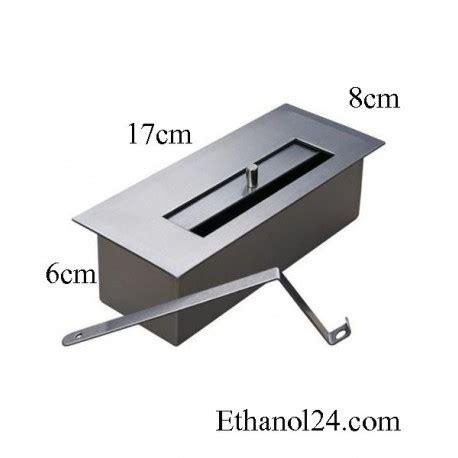 bruciatori per camini bioetanolo bruciatore 0 5 lit fdb31 professionale acciaio inox per