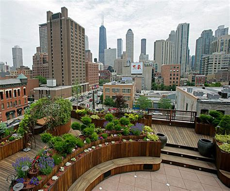 rooftop landscaping 30 rooftop garden design ideas adding freshness to your home freshome