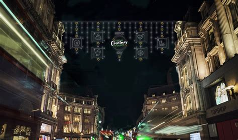 Shopping In London Oxford Street When Do Oxford Lights Go On