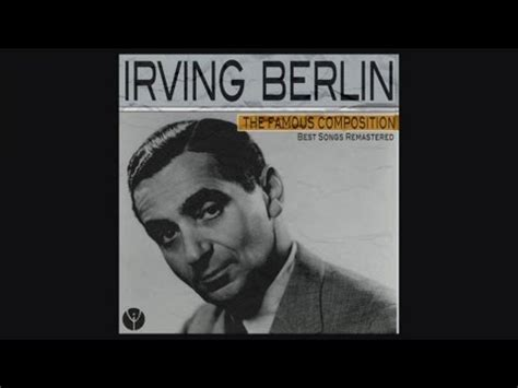 list of irving berlin songs chronological wikipedia always song by irving berlin 1926 youtube