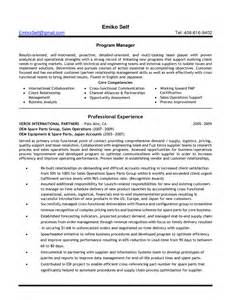 100 program manager resume sample oracle hrms