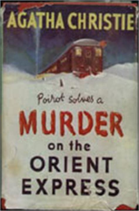 murder on the orient express books murder on the literary express top 10 thrillers