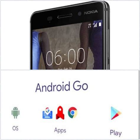 go android nokia 1 might be the hmd s android go device launch in march goandroid
