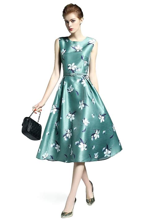 Satin Chic Tunic Dresses At Warehouse by Aliexpress Buy 2016 Sale Dresses Green