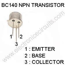 npn transistor which pin is which bc 140 ට ර න ස ස ටරය elakiri community