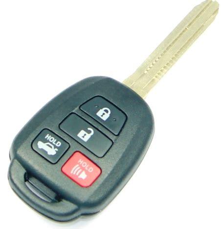 2014 toyota camry remote keyless entry key key fob