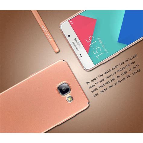 Imak Jazz Series Ultra Thin Samsung Galaxy A5 2016 imak jazz series ultra thin for samsung galaxy a5 2016 a510f a5100 black