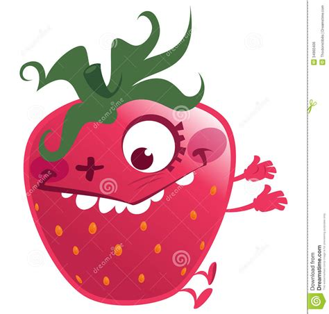 strawberry cartoon the gallery for gt strawberry fruit cartoon