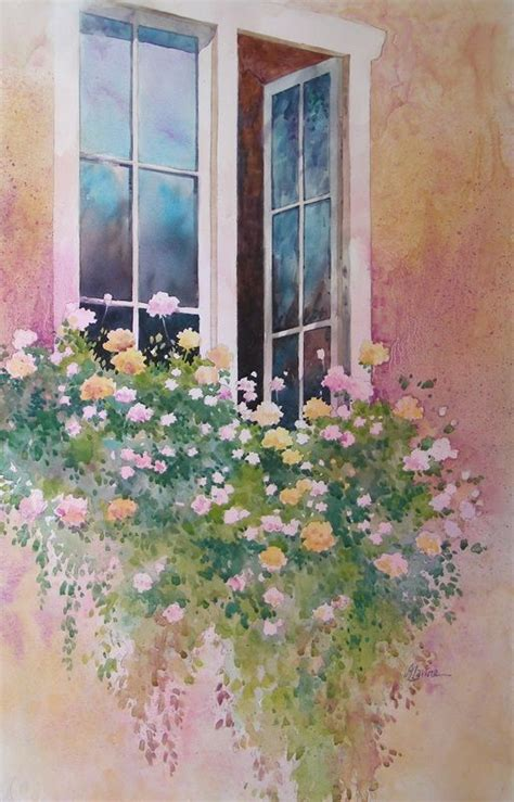 Fenster Bemalen Mit Wasserfarbe by Galleries Of Available Paintings Lavine Luminous