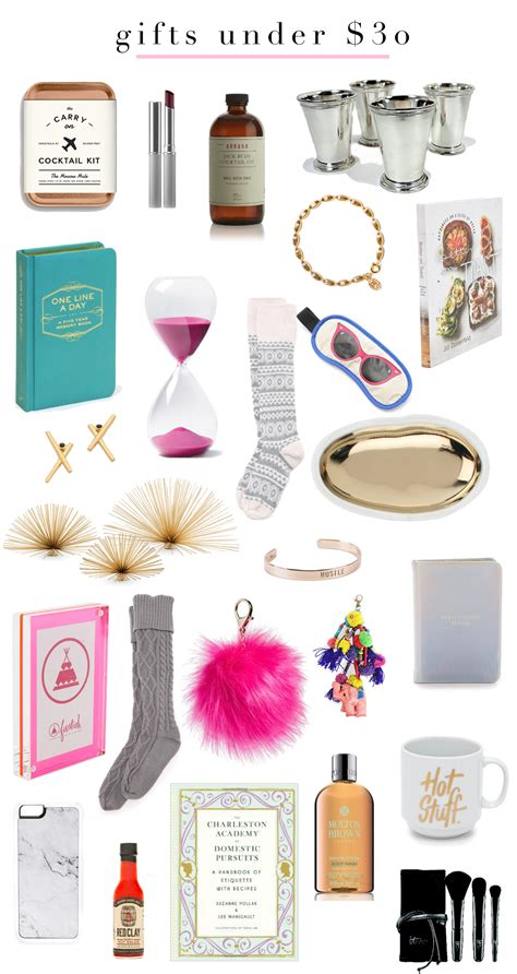 holiday gifts under 30 annie reeves