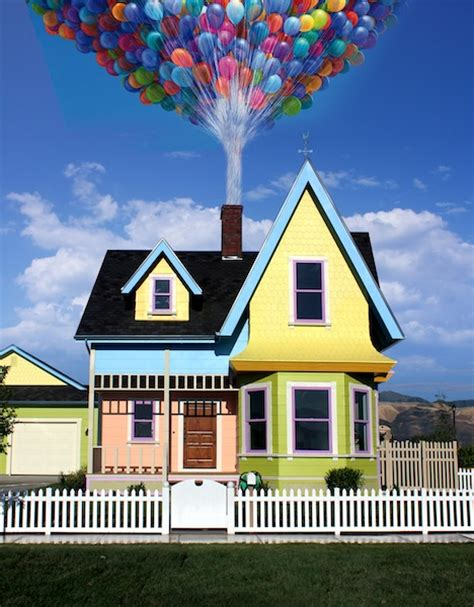 up movie house pixar up house still drawing tourists to town the disney blog