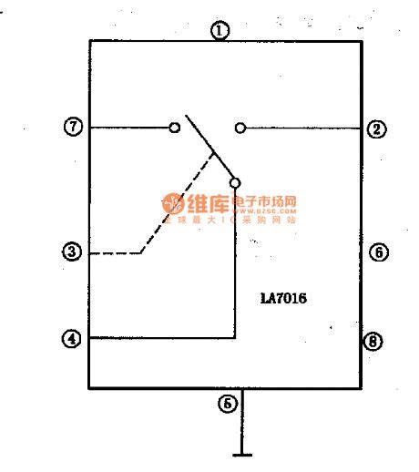 integrated light circuit lla7016 switch integrated circuit lifier circuits audio lifier circuit circuit