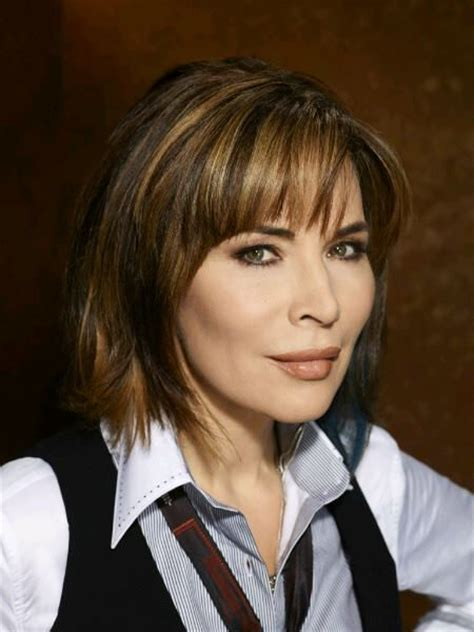 koslow hairstyle 10 best images about lauren koslow s style gets better