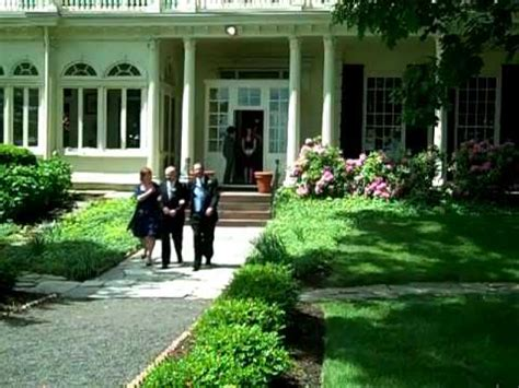 Erica   Rob's Glen Foerd Mansion Wedding Ceremony May 8