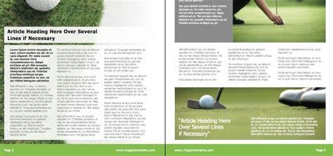 magazine layout software mac magazine golf istudio publisher page layout software
