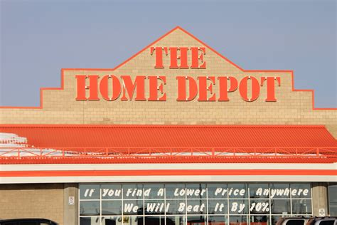 home depot at northpointe in the country hills town centre