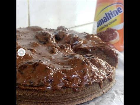 membuat kue bolu tanpa oven dan mixer membuat kue brownis kukus ovomaltine tanpa oven dan mixer