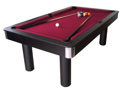 longoni red devil pool table 7 ft 8 ft liberty games