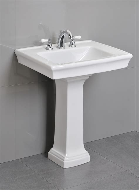 bathroom pedestal sink ideas various models of bathroom sink inspirationseek