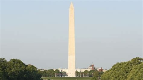 why is the washington monument different colors 5 things you might not about the washington monument