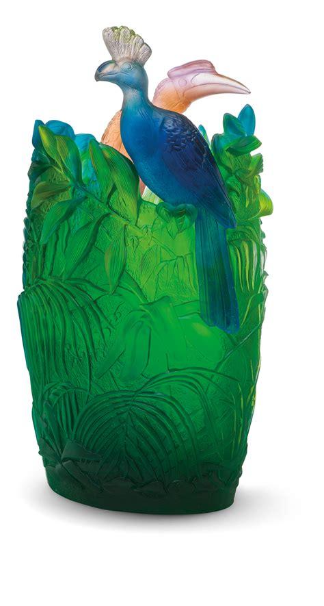 Vase Daum by Vase Daum Jungle 05337