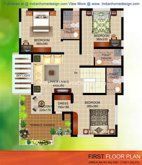villa house plan modern villa house plans modern house