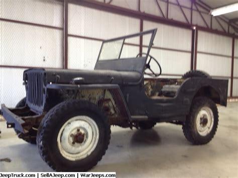 surplus jeeps for sale army surplus jeeps autos post
