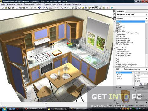 Free Kitchen Design Software Offline Kitchendraw Free