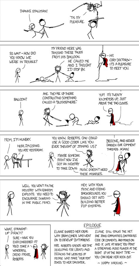 Bobby Tables Xkcd by What Is Your Favorite Xkcd Imgur Community