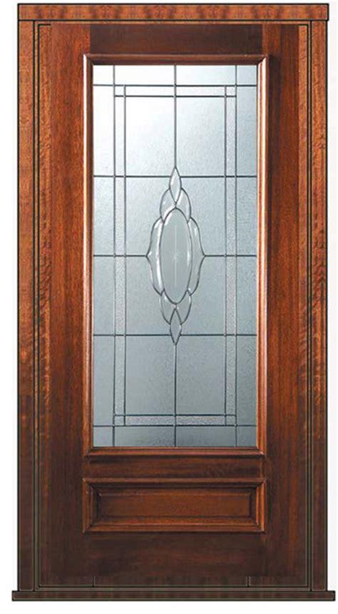 Exterior Doors Ta Prehung Wood Exterior Doors China Prehung Exterior Wood Door With 2 Sidelites China Wood Door