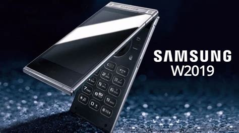 samsung w2019 samsung w2019 flip phone specifications release date price