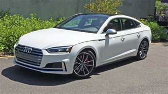 2018 audi a5 and s5 sportback an audi for every driver