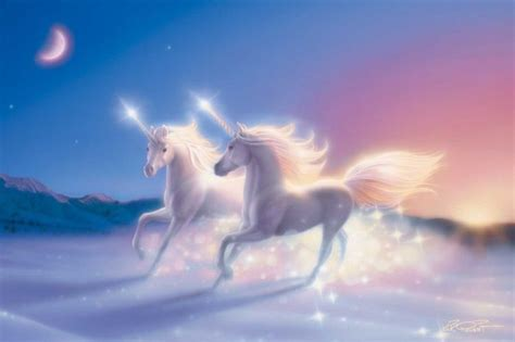 free unicorn painting unicorn painting by kirk reinert pictures photos and