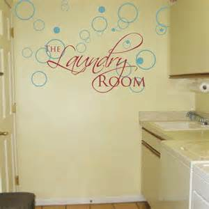 Laundry Wall Stickers Gallery For Gt Laundry Room Wall Decals