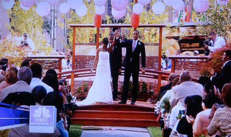 1000 Origami Cranes Wedding - today show wedding 2008 origami cranes