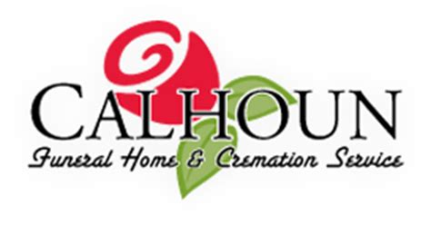calhoun funeral home and cremation service ohio