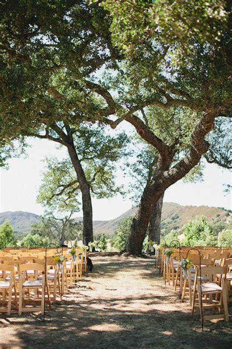 rustic outdoor wedding venues in california central california rustic wedding