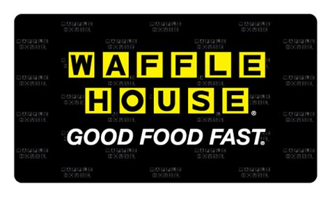 Gift Card Facts - gift cards waffle house