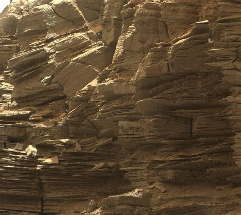 latest images from the mars curiosity rover for june 23rd 2014 mars rover curiosity views spectacular layered rock formations