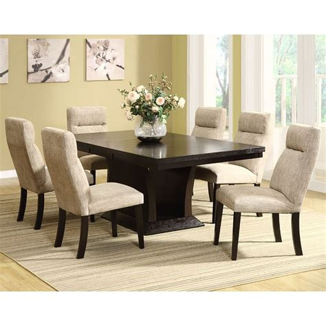 homelegance avery dining table avery dining room set homelegance 2 reviews furniture cart