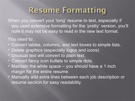 Resume Tips To Get Noticed Tips To Getting Your Resume Noticed In Elec Databases