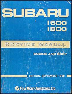 service manual car service manuals 1988 subaru leone service manual pdf 1988 subaru leone 1981 subaru repair shop manual original